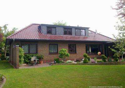 Nachher: Dachumgestaltung mit Energieberatung